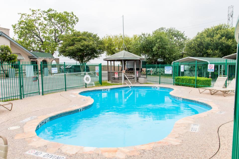 The Greentree Village North Swimming Pool in San Antonio, TX