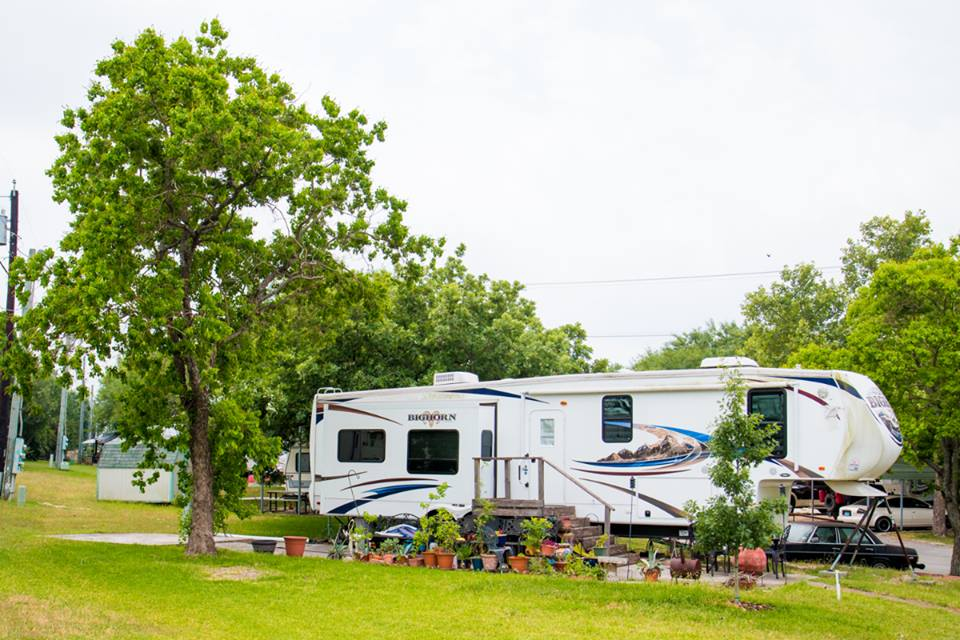 RV Lot at Greentree Village North in San Antonio, TX