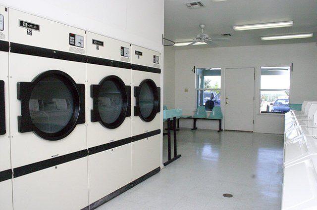 Washing machines at Green tree village